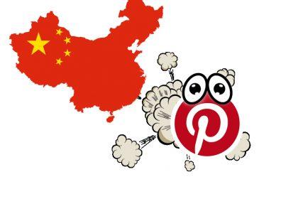 China bloquea el acceso a pinterest